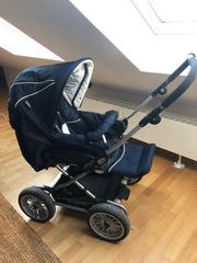 Emmaljunga Kinderwagen Limited Edition mit