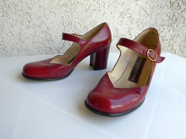 Damen Pumps Peter Kaiser Élastomére 60er 70er Jahre Vintage in ... 10623134e2