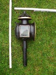 Schöne alte Kutschlampe - Kutschenlaterne zur