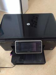 HP Drucker schwarz