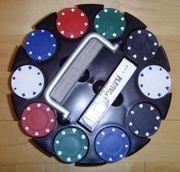 Poker Pokerset mit