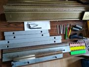 Doppelbett-Strickmaschine Strick-Fix