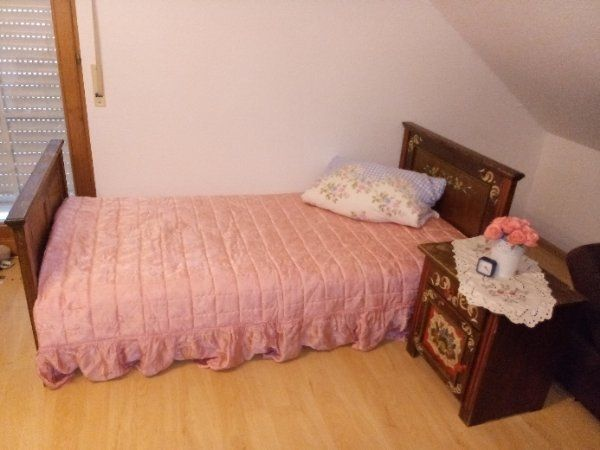 alte betten ohne auflage gebraucht kaufen bei. Black Bedroom Furniture Sets. Home Design Ideas
