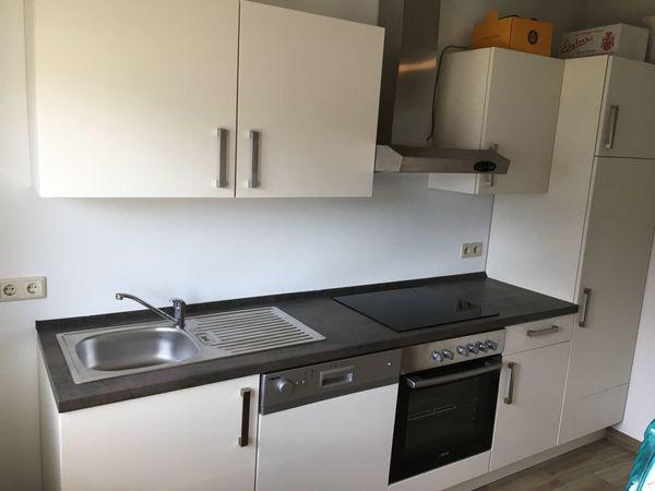 kuchenzeile mit elektrogeraten, nobilia küchenzeile mit elektrogeräten - kaum benutzt in mühlhausen, Design ideen