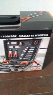 Werkzeugkoffer Lidl, aktueller