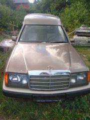 Mercedes Benz Bestattungsfahrzeug