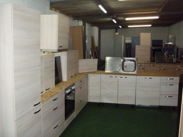 Küche Einbauküche Küchenzeile gebraucht-kuechen-shop.de in Haßloch ...