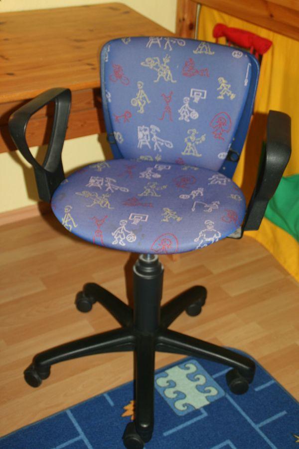 Drehstuhl Schreibtischstuhl Fur Kinderzimmer In Nussloch Kinder