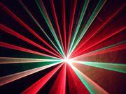 Laser RGB mit