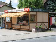 Imbiss Biergarten Gaststätte aus Altersgründen