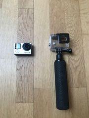 GoPro4 + Gehäuse (auch