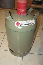 11 kg Gasflasche,