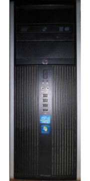 HP-PC QuadCore