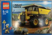 LEGO City 4202 - Muldenkipper Neuware