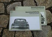 Betriebsanleitung VW 1600