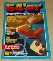64er Magazin für C64 Juli