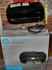 HP Officejet 4650 4 in