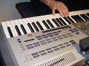 Keyboardunterricht: Tyros 1-