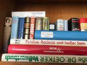 Taschenbücher, Bildbände und