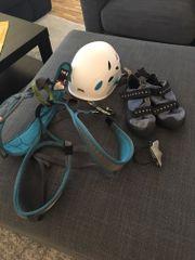 Kletterausrüstung für Frauen