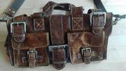 braune Handtasche used-