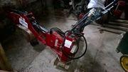 Verkaufe Heckanbaubagger H95,