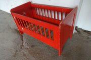 Babybett Kinderbett aus den 40ern