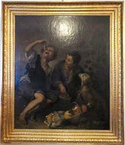 Die Pastetenesser von Murillo Original