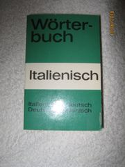 WÖRTERBUCH FÜR DEN ITALIENURLAUB - TASCHENBUCH
