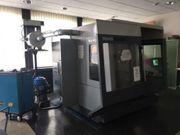 Maho MH600C Fräsmaschine CNC NUR