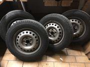 VW-Bus Reifen