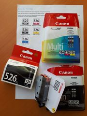 Canon Pixma 100 Original- Patronen