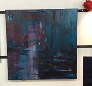 Bild Acryl auf Leinen 120x120cm