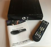 HD SAT-Receiver ARIVA 201combo mit
