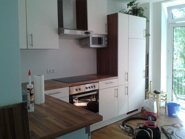 Küche Möbelmontage Parkett Und Laminatverlegen In München