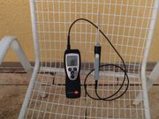 Testo 110 Temperaturmessgerät