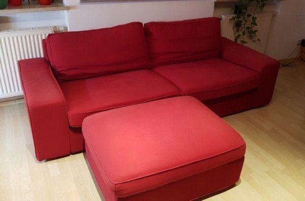 Ikea Sofa Rot ~ Sofa ikea kivik rot in kirchseeon ikea möbel kaufen und