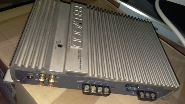 Kenwood Verstärker » Auto HiFi/-Boxen