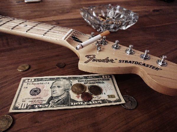 Gitarrist zum jammen gesucht