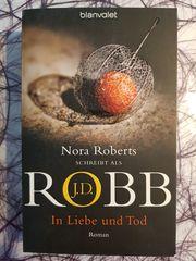 J D Robb In Liebe