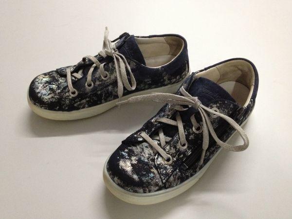 091739f6ebb1 Superfit modische Sneaker Größe 33 blau silber in Reichelsheim ...