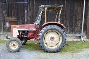 IHC Traktor 553S