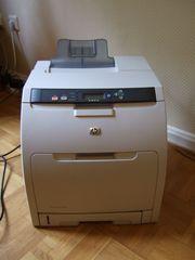 HP Color LaserJet 3600 Farbdrucker