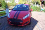 Ford Fiesta ECO Boost Titanium