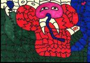 Bild Der Elefant
