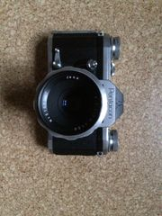 Analoge Spiegelreflex Kamera
