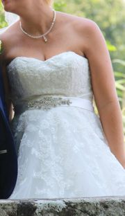 Brautkleid San Patrick Gr 36