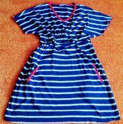 Damen Kleid Sommer Jersey Gr