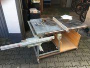 Tischkreissäge / Multifunktionstisch mit