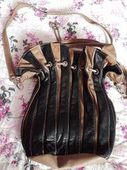 Handtasche echt Leder NEU